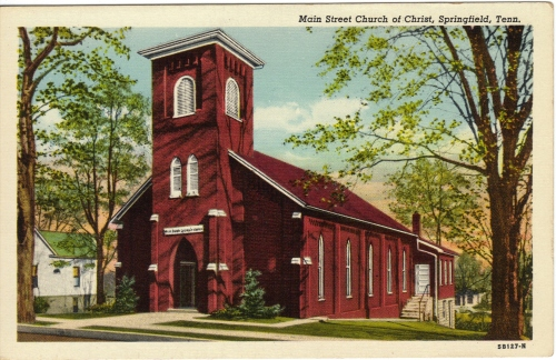 Springfield Main Street Church of Christ